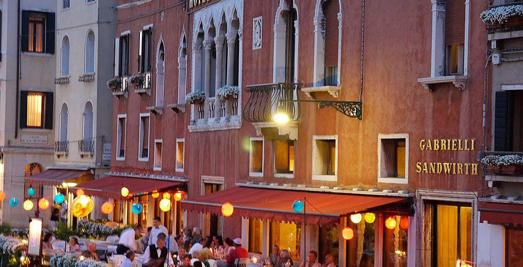 Deguste el sabor de la cocina veneciana tradicional