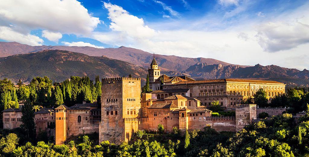 Sienta el mágico aura que envuelve Granada