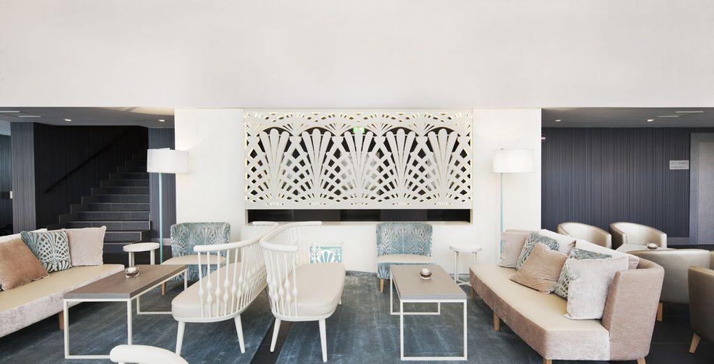 Salones de diseño y modernos