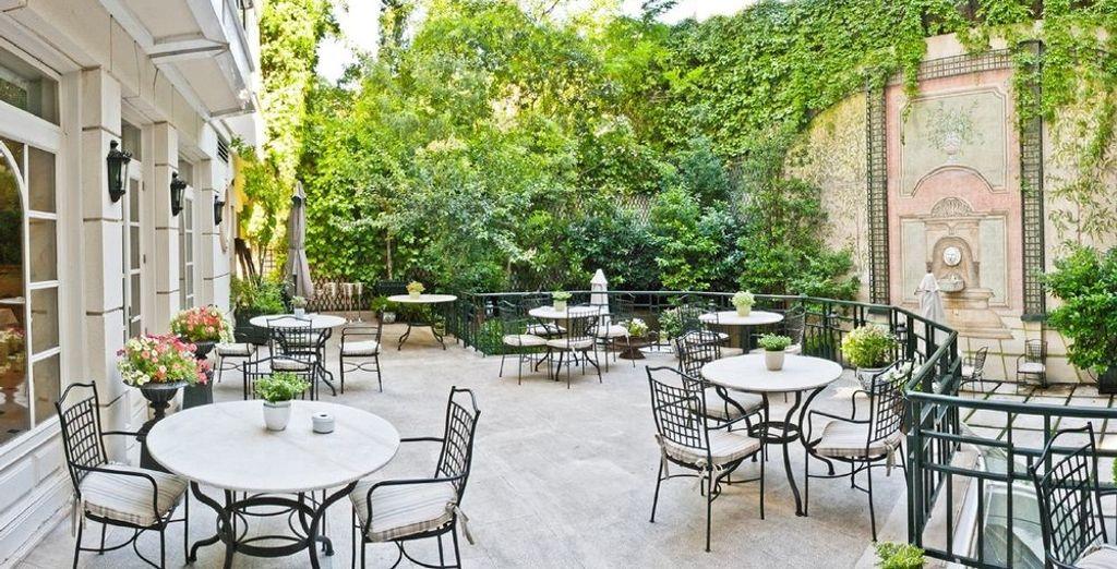 Una estancia inolvidable en Relais & Châteaux Orfila 5*