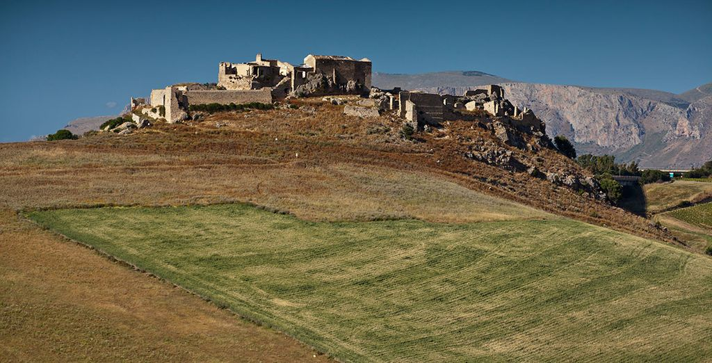 Conozca Castello di Calutubo, en Alcamo