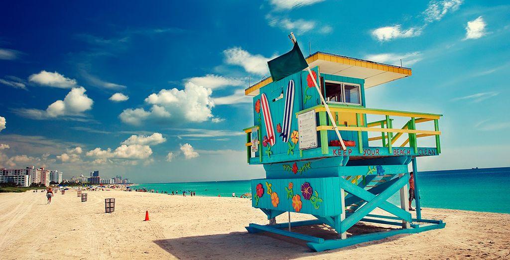 Viajes a Miami