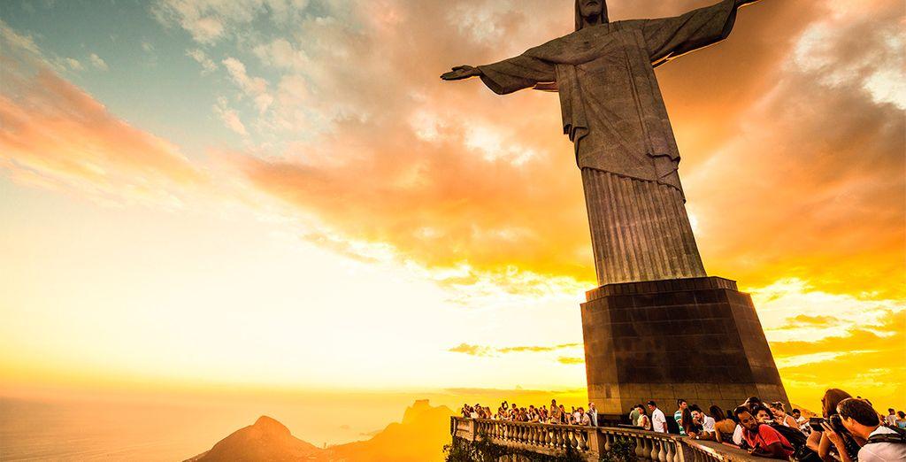 Visite una de las 7 maravillas del mundo