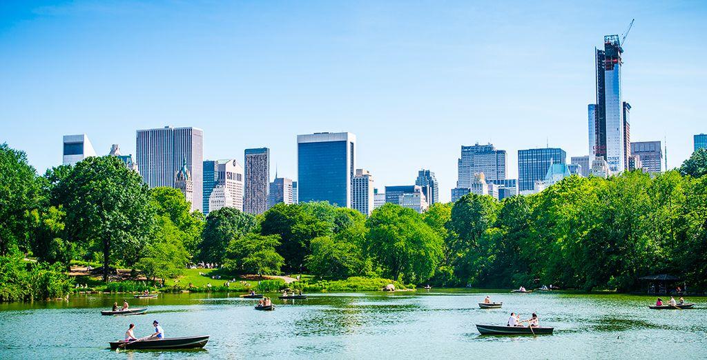 Central Park, el pulmón de Manhattan