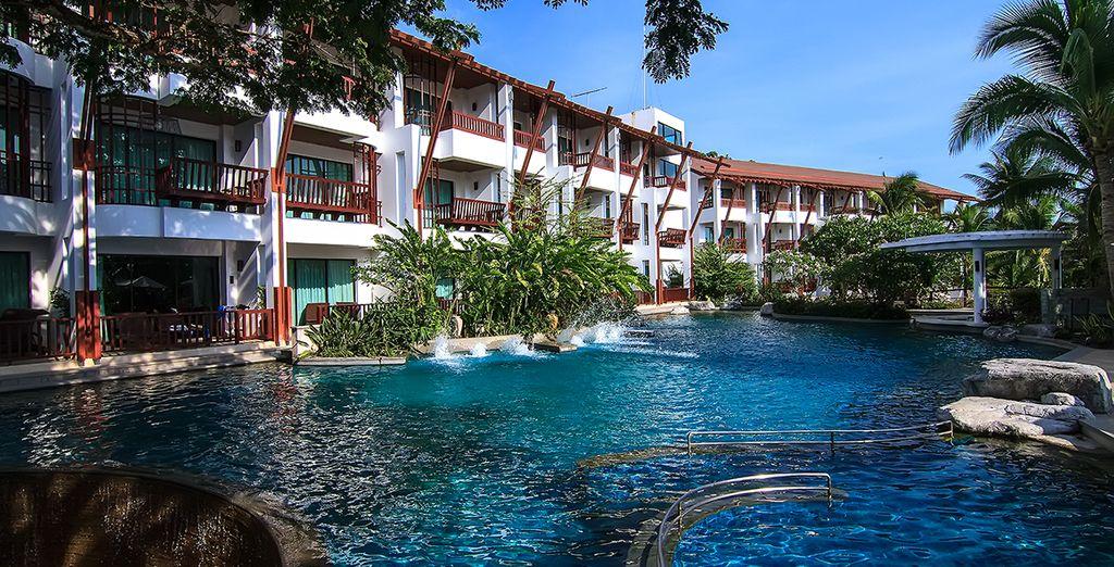 The Elements Resort Krabi 4*, tu alojamiento en Krabi, tu alojamiento en el edén