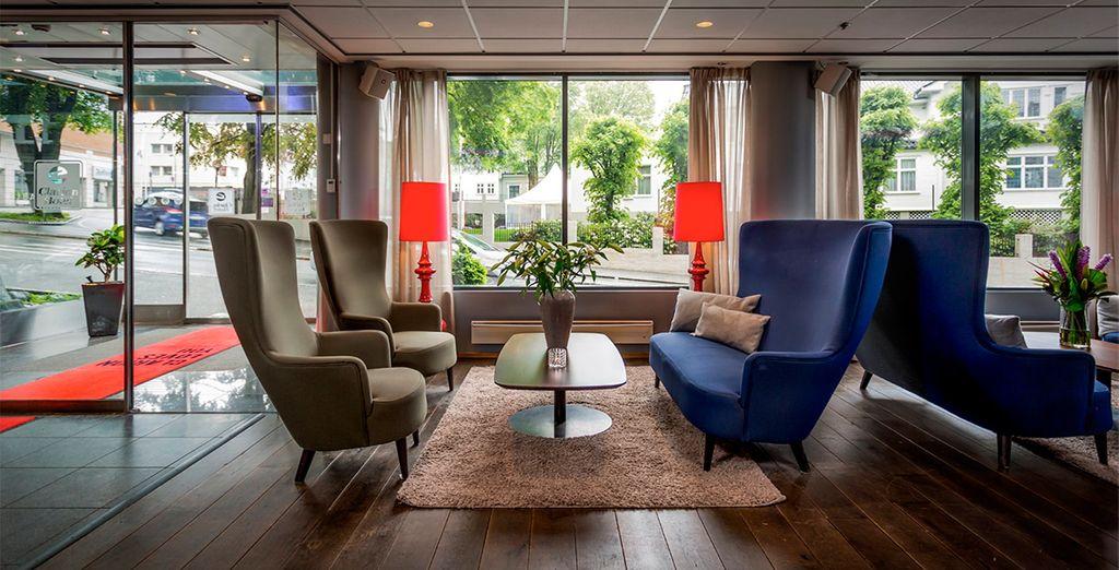 Clarion Hotel 4*, uno de tus hoteles en Stavanger