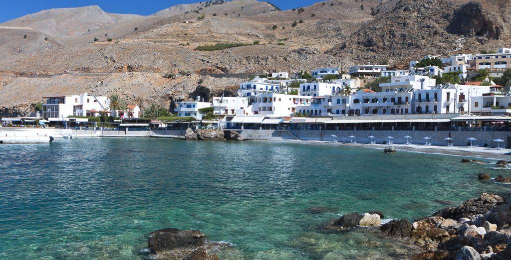 Encantadores pueblos a la vera del mar