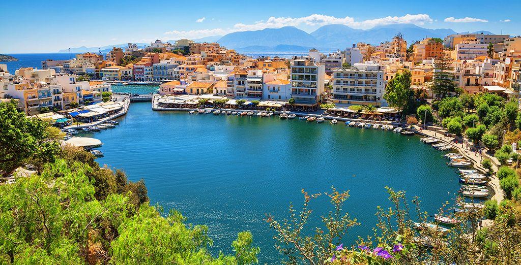 Pon rumbo a Creta