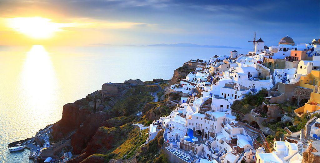 Viajes de última hora a Grecia