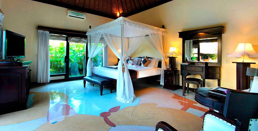 FuramaXclusive Resort & Spa 4*, Anema Resort 5* y Novotel Nusa Dua 5*