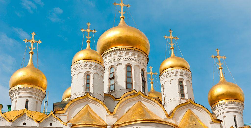 Visitará la Catedral de la Anunciación