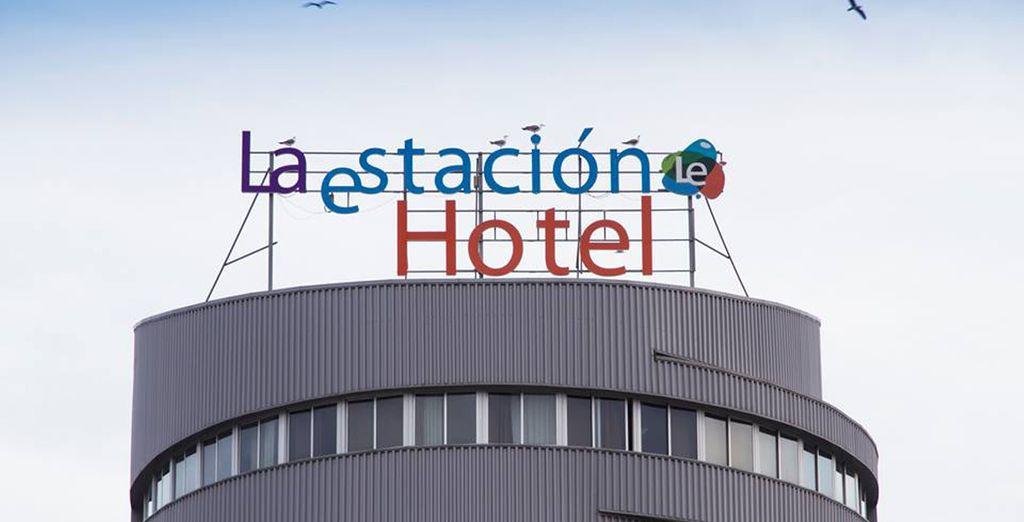 Descubra Benidorm con el hotel La Estación