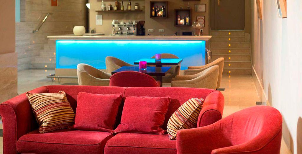 Un hotel 4* con lujos cuidados hasta el último detalle
