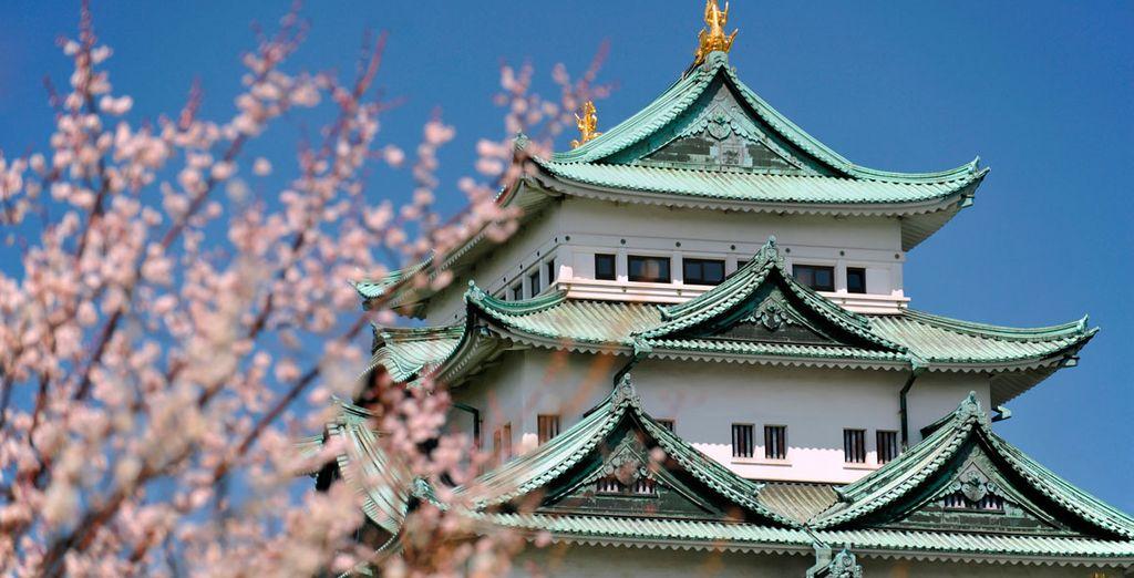 ¡Nagoya, la cuarta ciudad más grande de Japón, tampoco te sorprenderá!