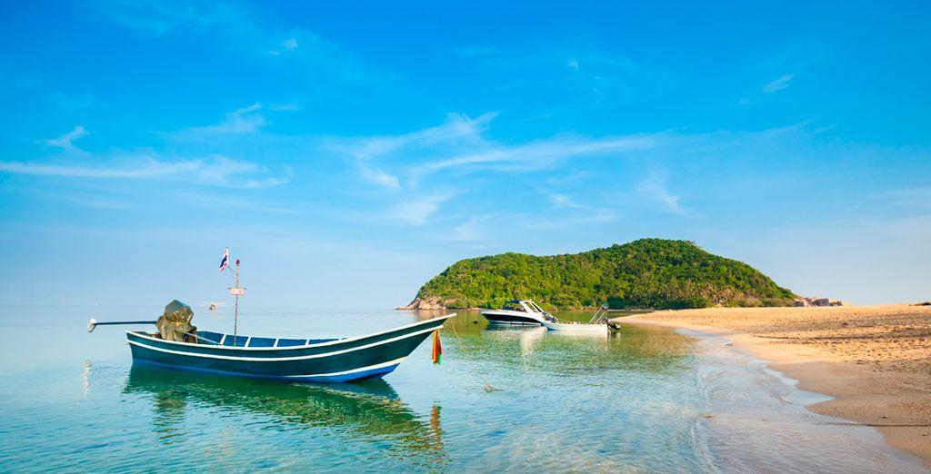 Koh Ma Beach, el mejor lugar de buceo en Koh Phangan