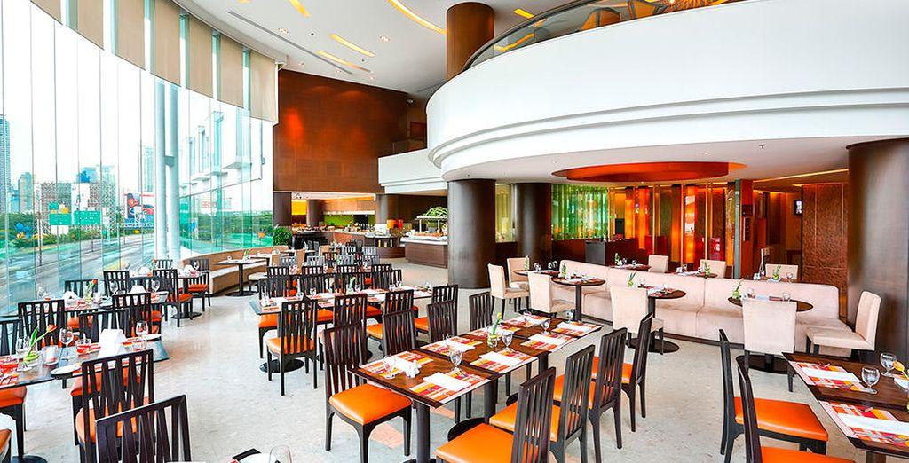 Eastin Hotel Makkasan 4*, un hotel sofisticado y elegante