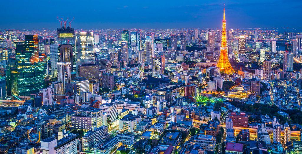Los mejores hoteles para un viaje a Tokio