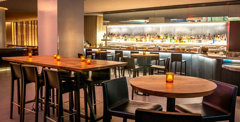 Encuentre una nueva bebida favorita en THE LCL: Bar & Kitchen