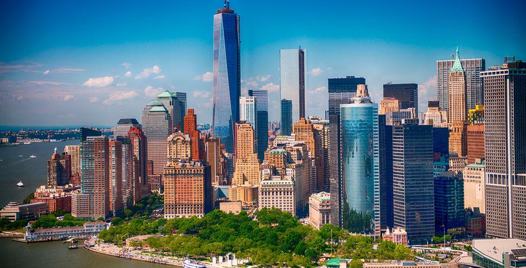Una ciudad siempre moderna y atractiva