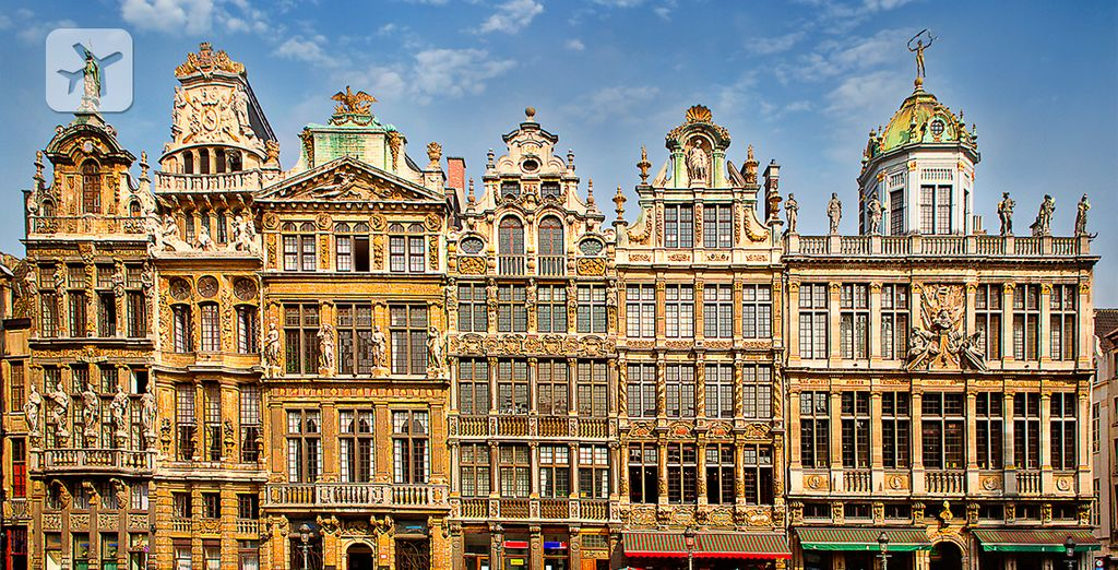 La encantadora capital de Bélgica