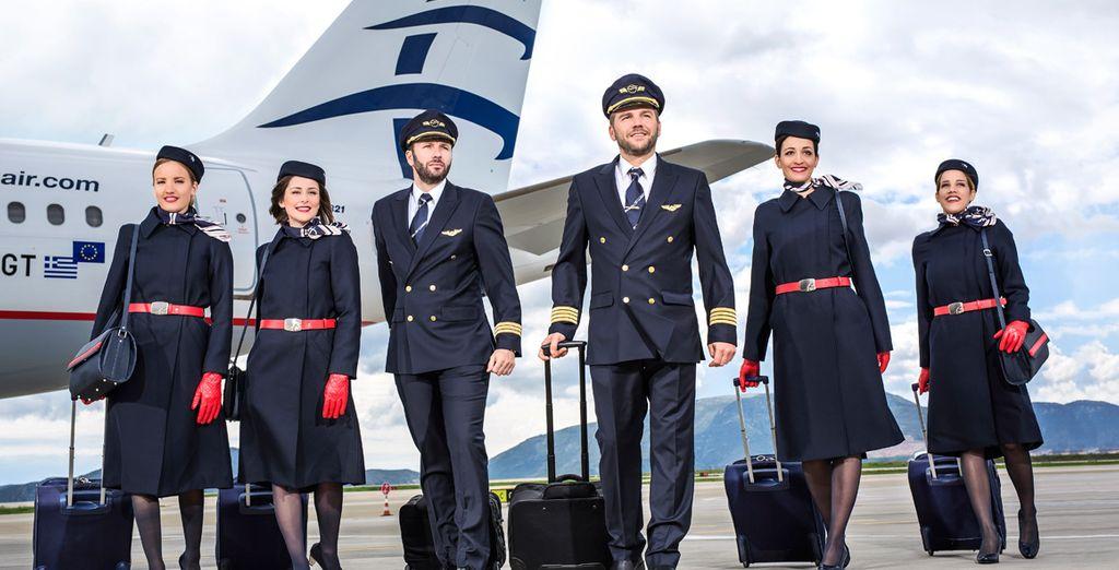 En 2016 y por sexto año consecutivo, Aegean fue votada mejor Aerolínea Regional de Europa