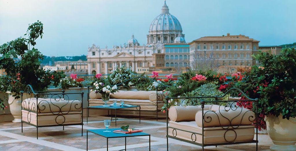 Le presentamos el Hotel Atlante Star 4* en Roma