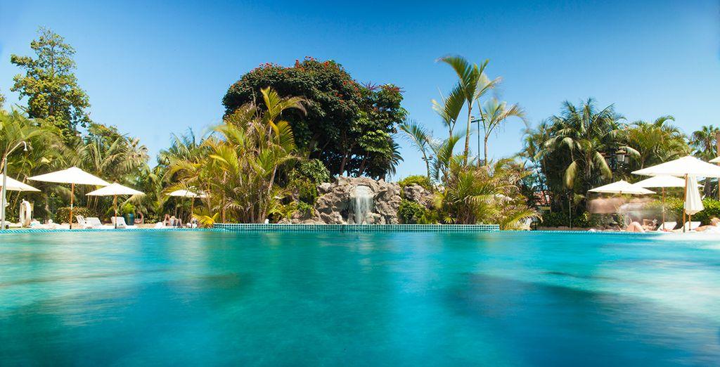 Hotel Botánico & The Oriental Spa Garden 5* - Santa Cruz de Tenerife