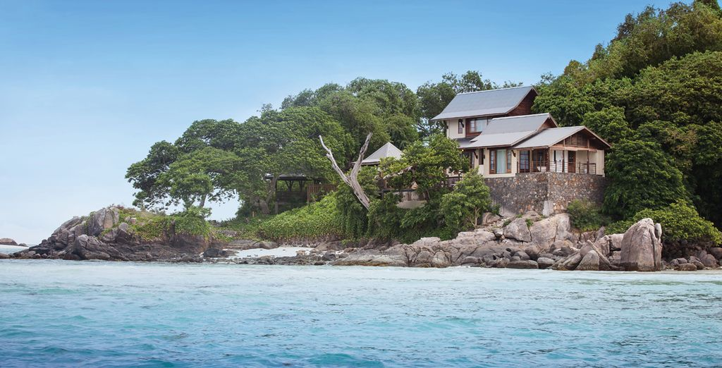 El Hotel Enchanted Island Resort hará de su viaje una experiencia que no olvidará