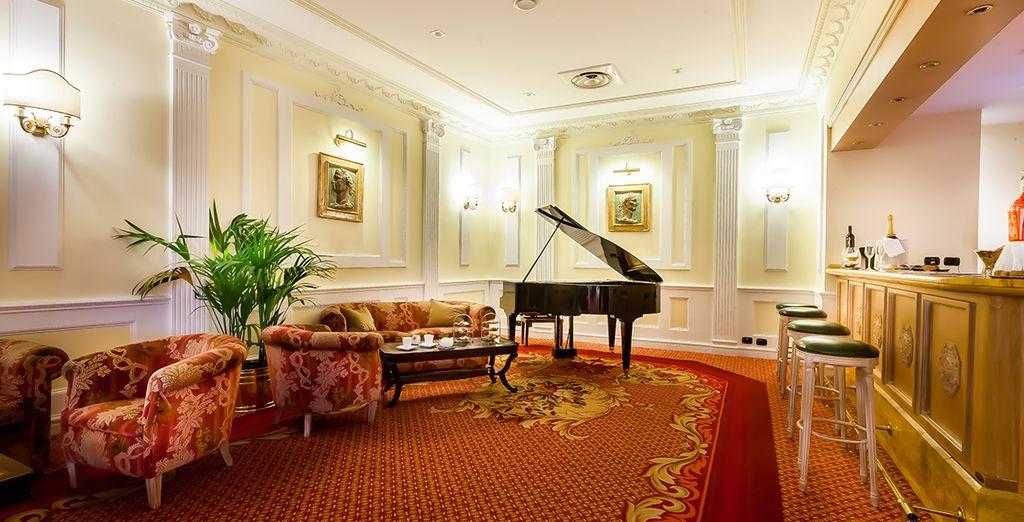 Descubre Roma desde Grand Hotel Ritz 5*