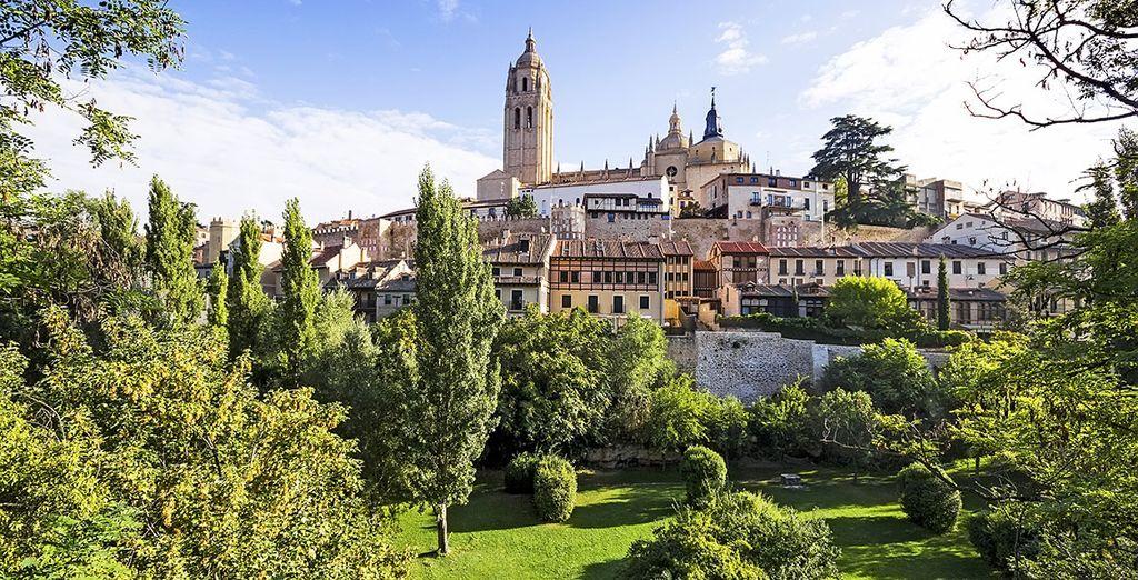 Paradores en Segovia