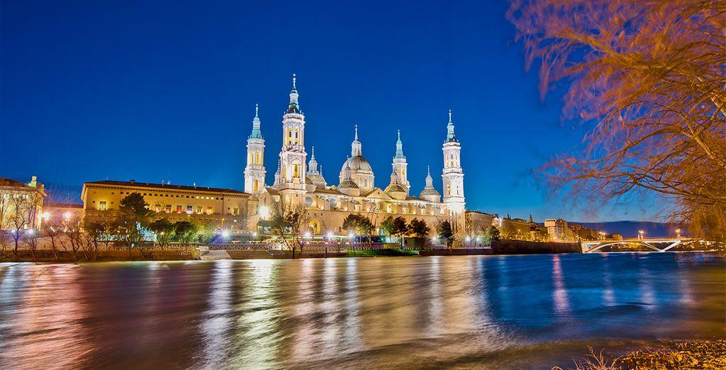 No puede perderse la Catedral-Basílica de Nuestra Señora del Pilar de Zaragoza