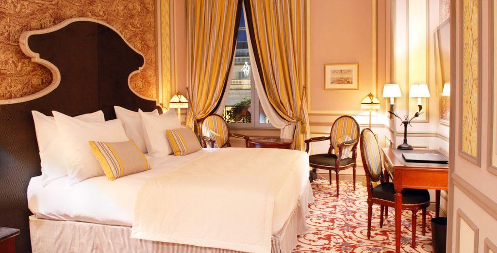 InterContinental Burdeos – Le Grand Hotel 5*