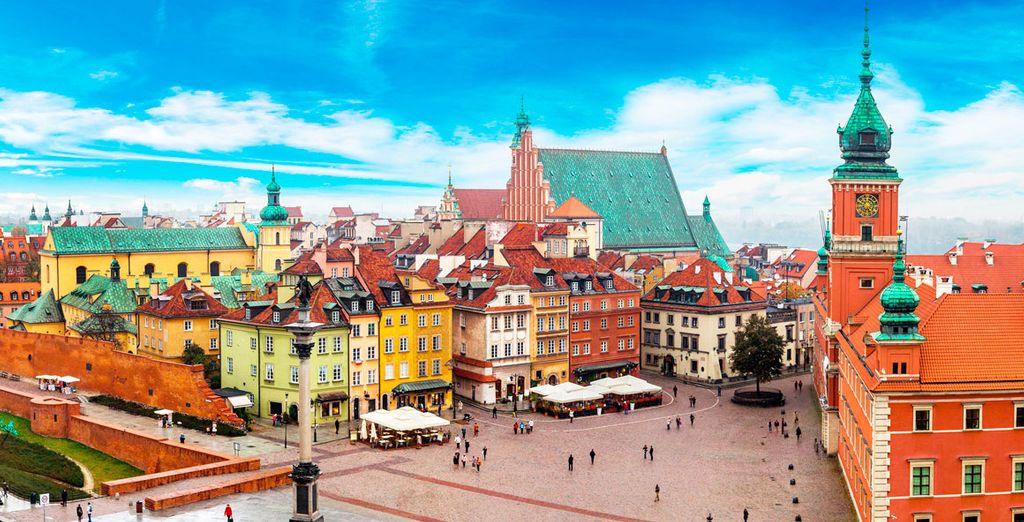 Viaja a Cracovia en tus próximas vacaciones y alójate en el Leone Aparthotel