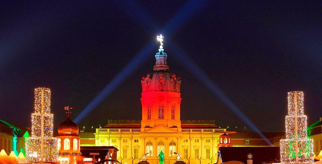 En Berlín encontrarás increíbles e innovadores contrastes