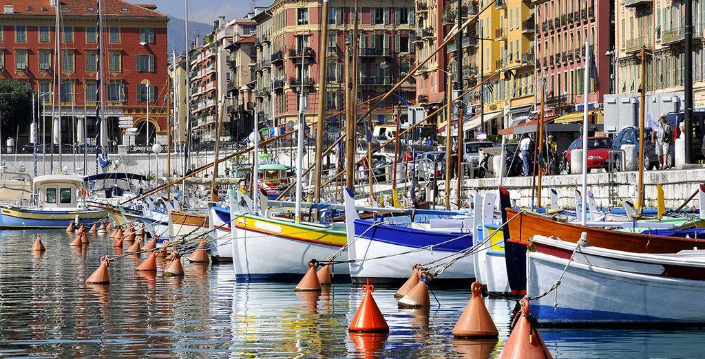 El Puerto de Niza le encantará