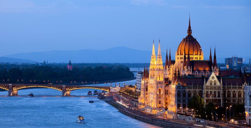 Budapest ofrece un sinúmero de opciones para el ocio y el turismo