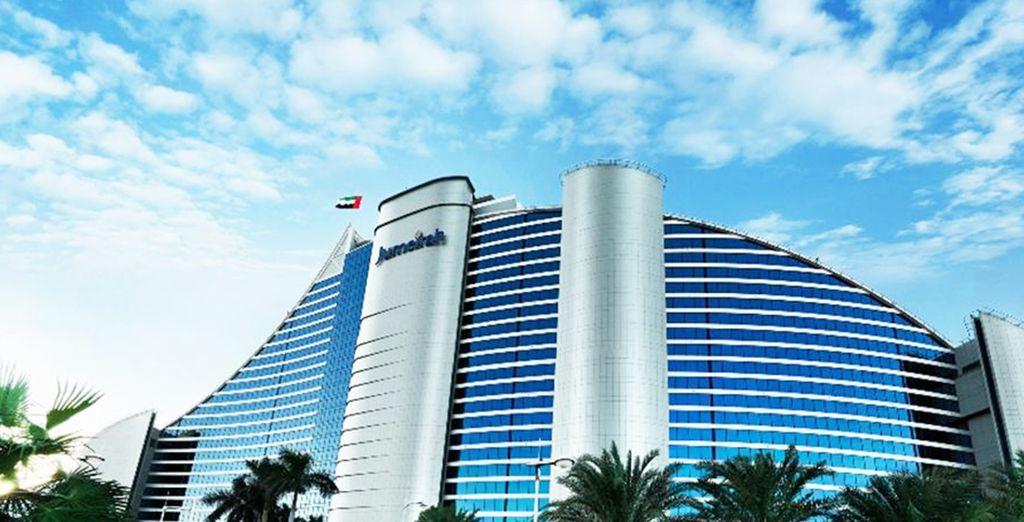 Bienvenido al Hotel Jumeirah Beach 5*