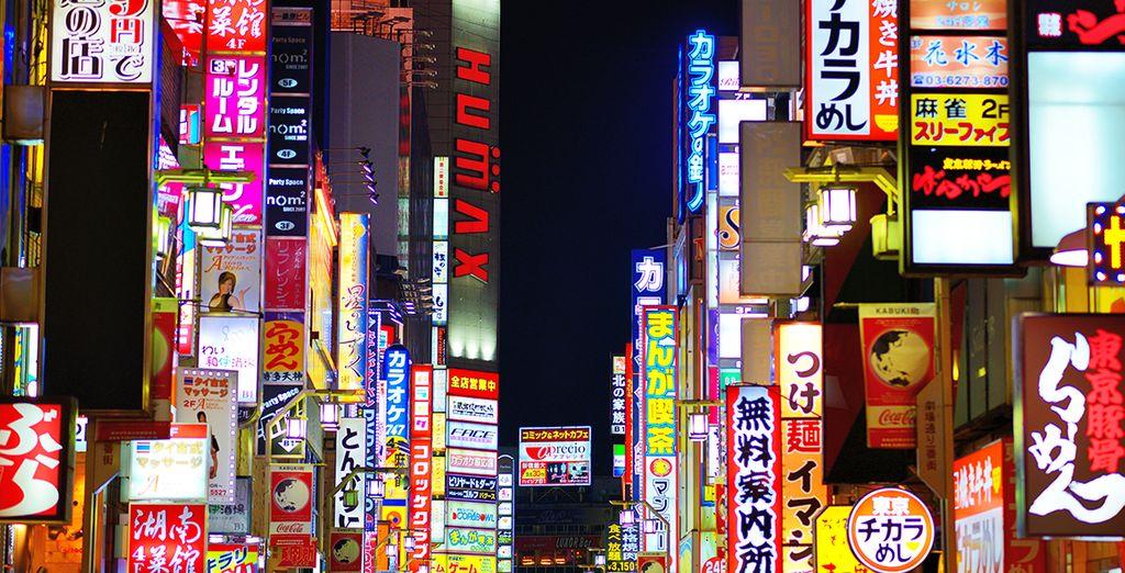 La cosmopolita Tokio