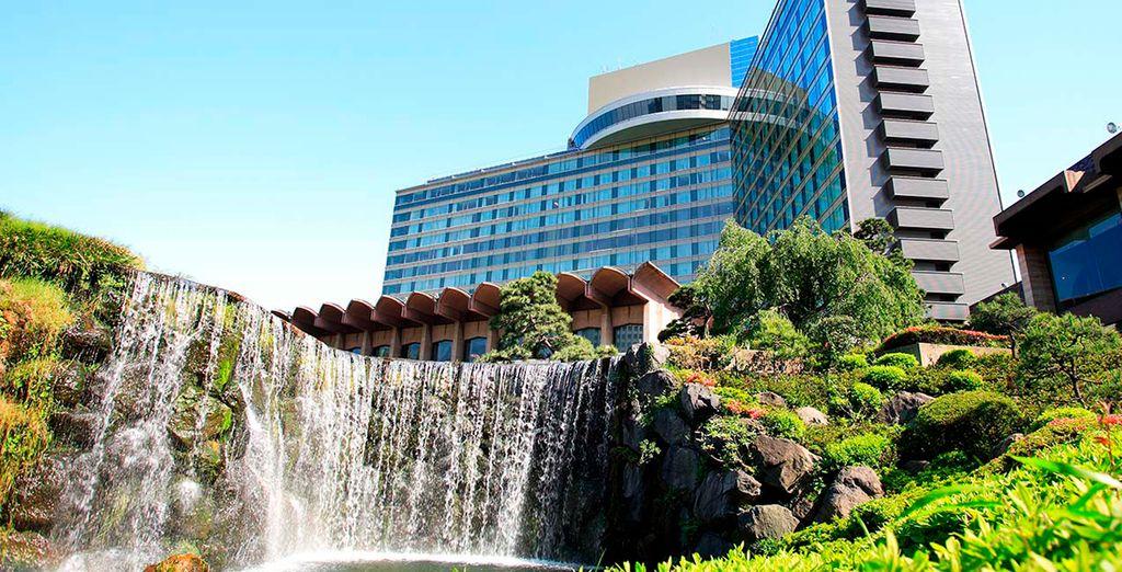 Hotel New Otani, Tokio