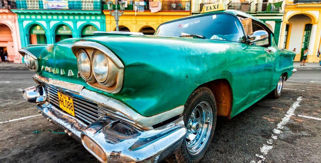 Cuba le fascinará