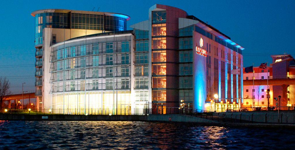 Bienvenido al Ramada Hotel Docklands 4*