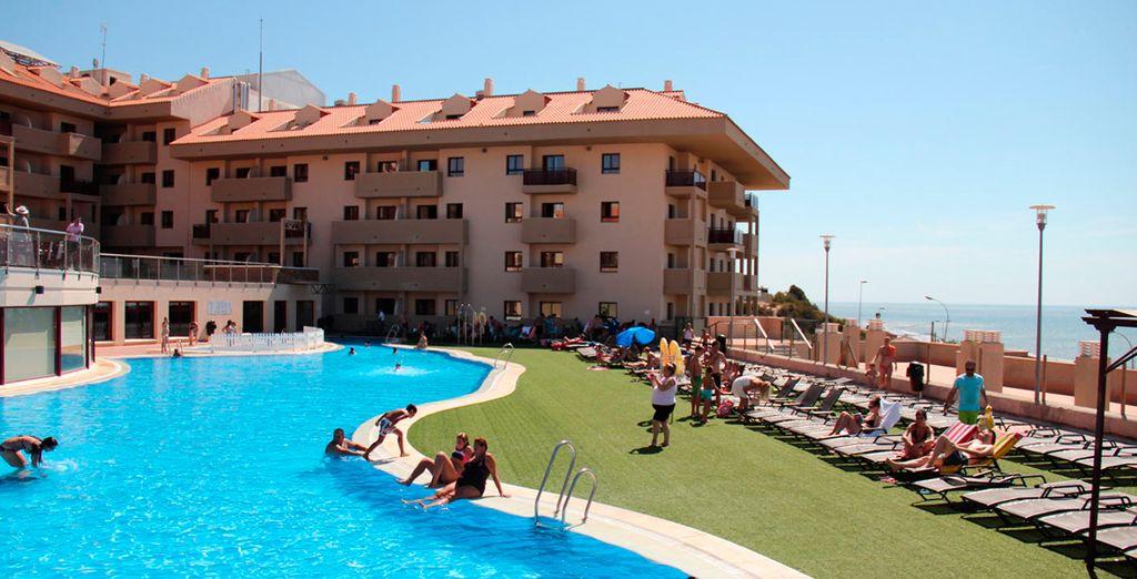 Aparthotel Solvasa Mazagón 4*