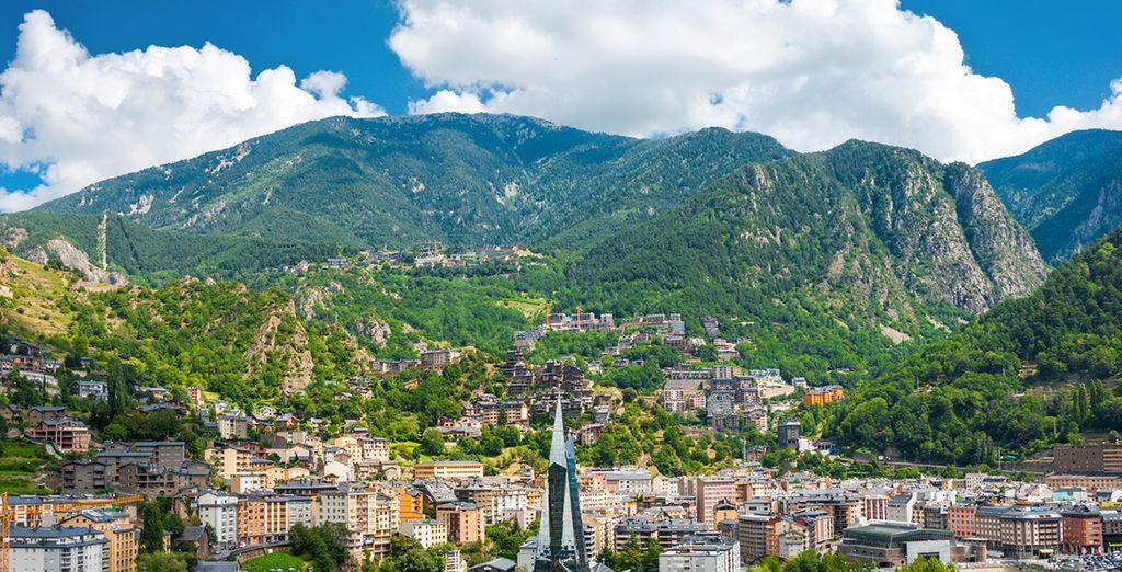 Viajes a Andorra, vacaciones y escapadas en hoteles a Andorra