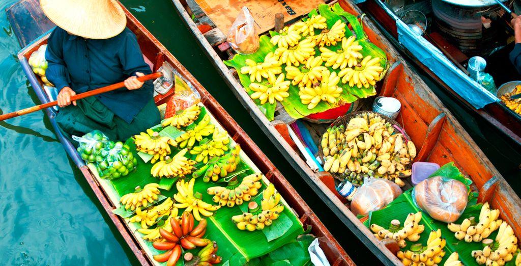Guía de viajes Bangkok, cultura en Tailandia