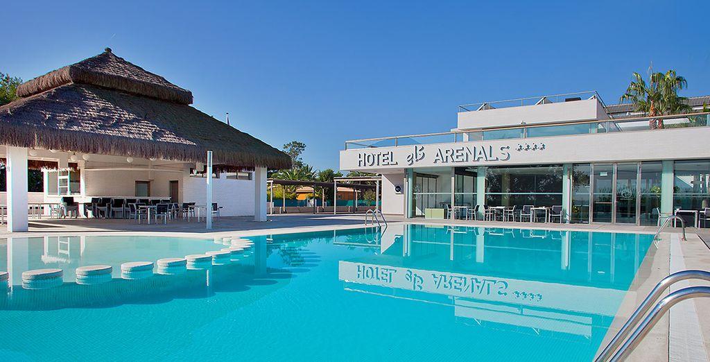 Un Hotel con encanto en la costa de Valencia