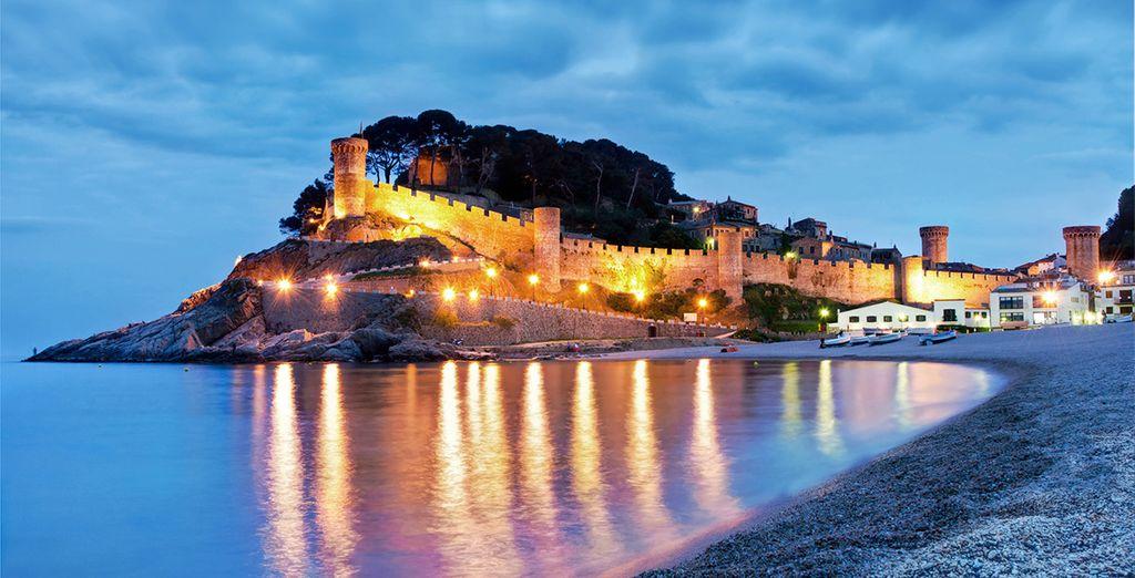 Visita el castillo y los origenes de la ciudad