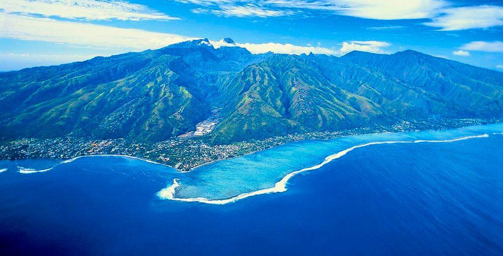 La Isla de Tahití le encantará