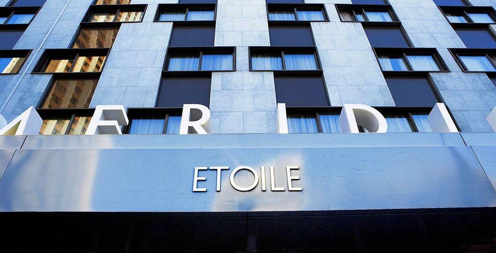 Bienvenido al Hotel Hyatt Regency Paris Etoile 4*