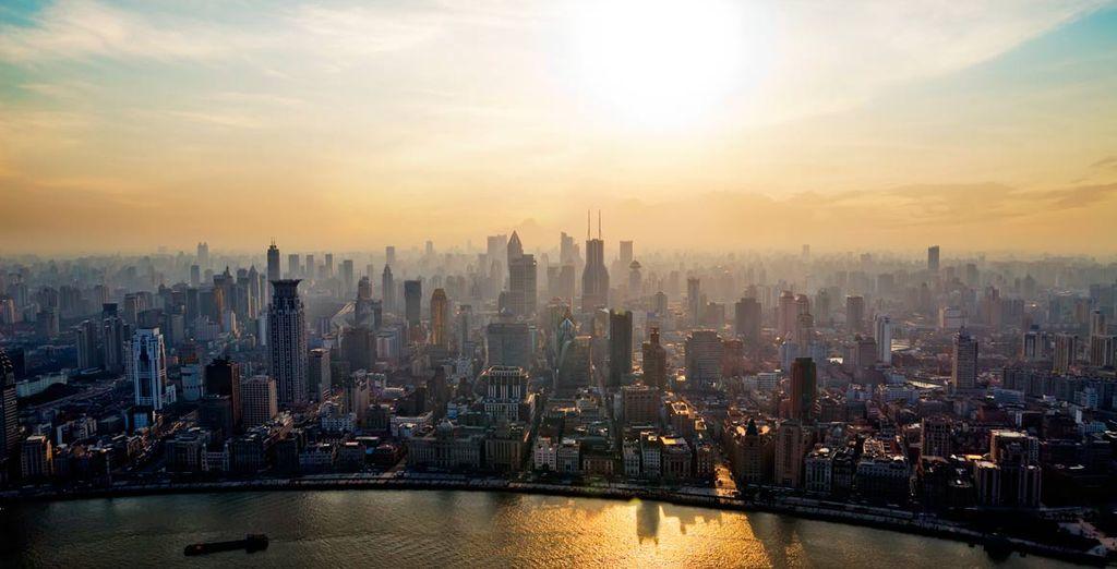 La ciudad más cosmopolita de China