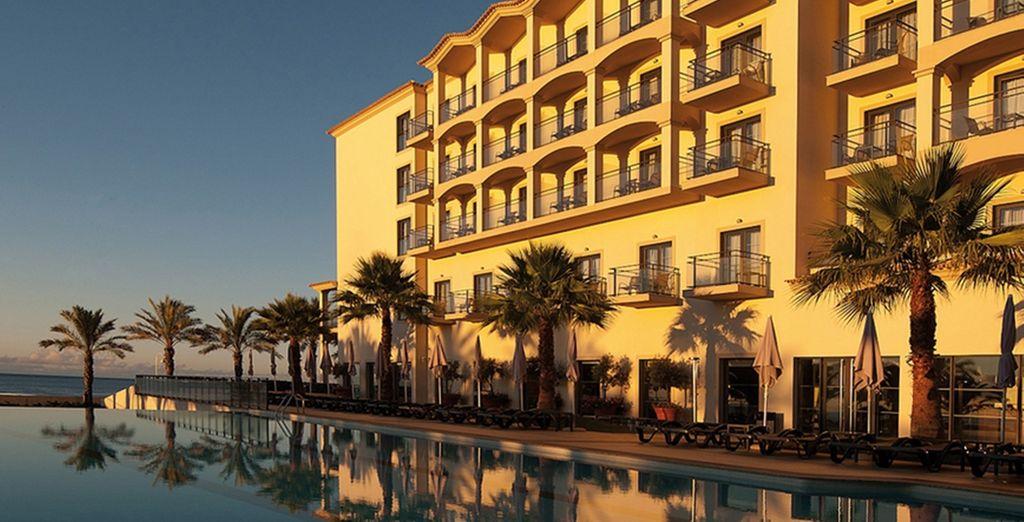 Bienvenido al Hotel Vila Gale Santa Cruz